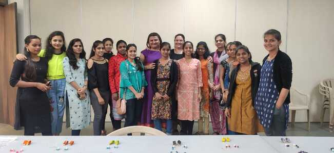 Fashion Designing and Jewellry Making Courses